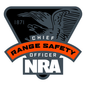 NRA Chief Range Safety Officer Logo