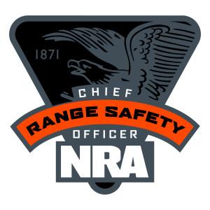 NRA Chief Range Safety Officer Logo