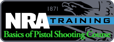 NRA Training Logo