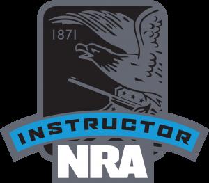 NRA Firearms Instructor Logo